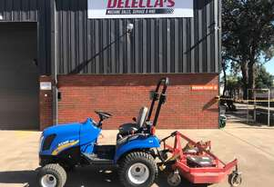 Low Hours New Holland Boomer 1025 Tractor