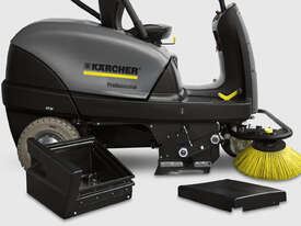 Karcher Brand New - Indoor/Outdoor Ride On Sweeper - picture1' - Click to enlarge