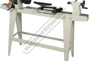 WL-18 Swivel Head Wood Lathe Ø310mm Swing x 900mm Between Centres Variable Speed 500 ~ 2000rpm & Sw