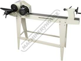 WL-18 Swivel Head Wood Lathe 310mm Swing x 900mm Between Centres - picture8' - Click to enlarge