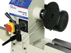 WL-18 Swivel Head Wood Lathe 310mm Swing x 900mm Between Centres - picture9' - Click to enlarge