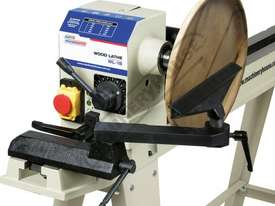 WL-18 Swivel Head Wood Lathe 310mm Swing x 900mm Between Centres - picture14' - Click to enlarge