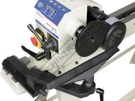 WL-18 Swivel Head Wood Lathe 310mm Swing x 900mm Between Centres - picture15' - Click to enlarge