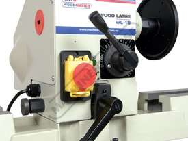 WL-18 Swivel Head Wood Lathe 310mm Swing x 900mm Between Centres - picture11' - Click to enlarge