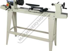 WL-18 Swivel Head Wood Lathe 310mm Swing x 900mm Between Centres - picture0' - Click to enlarge