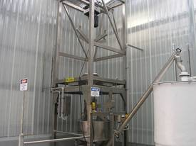 NEW Bulk Bag Unloader. - picture3' - Click to enlarge