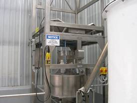 NEW Bulk Bag Unloader. - picture4' - Click to enlarge