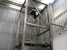 NEW Bulk Bag Unloader. - picture5' - Click to enlarge