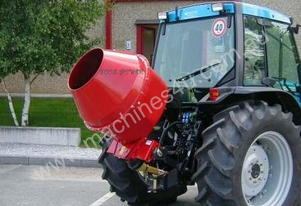 Cement Mixer 5 cuft=For running long hours-SOILED