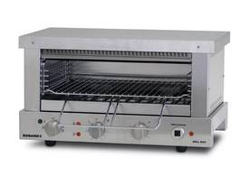 Grill Max Wide-Mouth Toaster GMW815E
