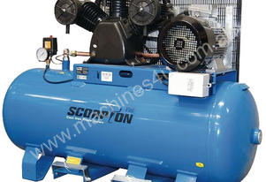 SCORPION - Air Compressor - 3 Phase