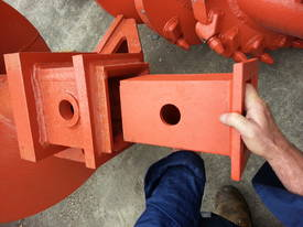 Double Cut Clean Out Bucket                        - picture4' - Click to enlarge