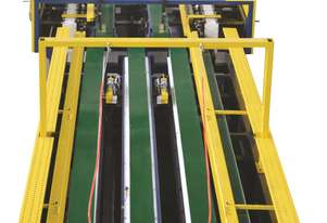 Shaw Bend HVAC CNC Duct Forming Line