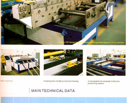CNC Duct Forming Line - picture3' - Click to enlarge