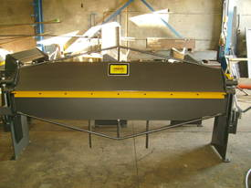1250mm x 2mm Australian made panbrake folder - picture11' - Click to enlarge
