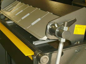 1250mm x 2mm Australian made panbrake folder - picture9' - Click to enlarge