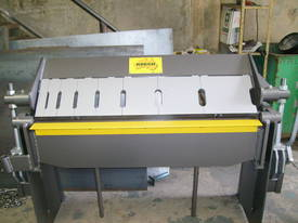 1250mm x 2mm Australian made panbrake folder - picture8' - Click to enlarge