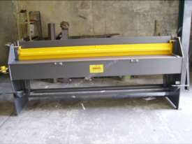 1250mm x 2mm Australian made panbrake folder - picture15' - Click to enlarge