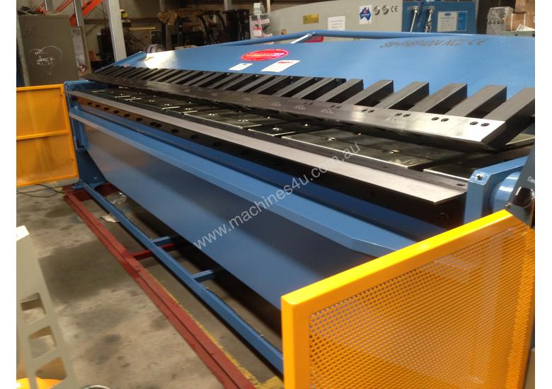 NEW PRODUCT - 4000MM X 4MM 2 AXIS NC