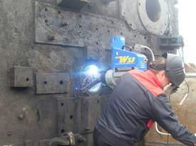 In-Line Boring & Bore Welding with One Machine - picture3' - Click to enlarge