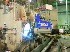 In-Line Boring & Bore Welding with One Machine - picture8' - Click to enlarge