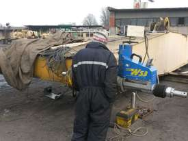 In-Line Boring & Bore Welding with One Machine - picture19' - Click to enlarge