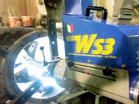 In-Line Boring & Welding with One Machine