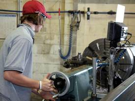 Ajax Chin Hung 560mm Swing High Quality Lathes - picture2' - Click to enlarge