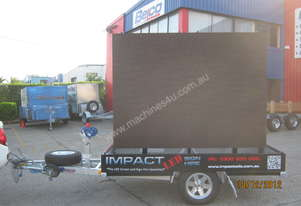 Belco Customised Sign Trailers