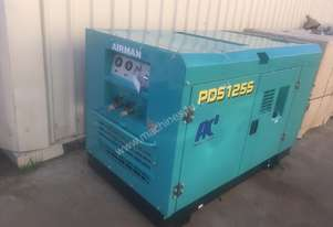 Denyo   130CFM Air Compressor