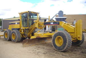 2007 CAT 14H Grader for hire