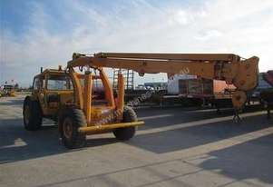 8ton , 3 stage , running rope , auto drive ,
