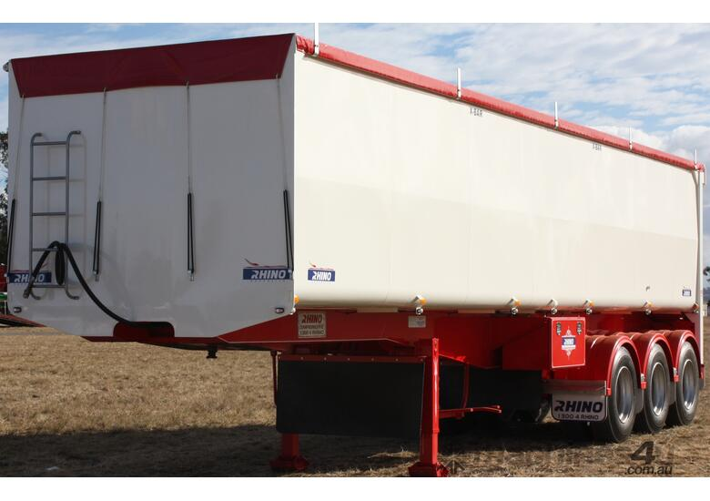2019 Rhino Smooth-bulk Super-lite Tipper