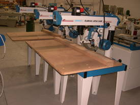 OMGA RADIAL ARM SAW RN SERIES - picture2' - Click to enlarge