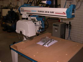OMGA RADIAL ARM SAW RN SERIES - picture4' - Click to enlarge