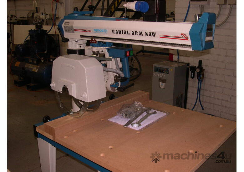 OMGA RADIAL ARM SAW RN SERIES