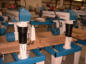 OMGA RADIAL ARM SAW RN SERIES - picture5' - Click to enlarge