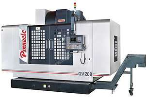 Pinnacle -  Vertical Machining Center - Box Guide Ways                           QV159, QV179, QV209