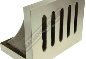 M245 Angle Plate - Precision Ground 228 x 150 x 175mm Webbed End