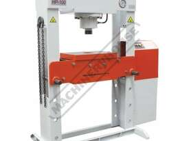 HP-100T Industrial Hydraulic Press 100 Tonne - picture3' - Click to enlarge