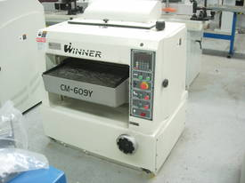 WINNER CM-609YPE THICKNESSER WITH SPIRAL HEAD  - picture0' - Click to enlarge