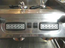 Elegance 2 Group Commercial Espresso Machine - picture2' - Click to enlarge