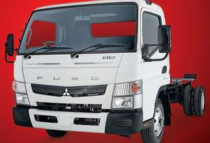 New Fuso Canter 918 Wide Cab chassis