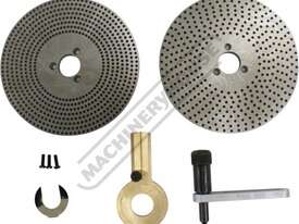 DP-2 Dividing Plate Suits HV-8 Rotary Table - picture0' - Click to enlarge