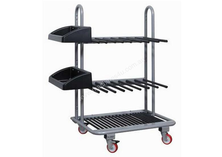 FOM CARR 200 Aluminium Window Profile Trolley