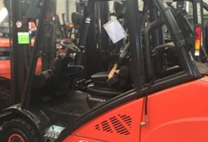 Used Forklift: H25T - Genuine Pre-owned Linde