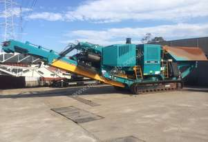 Pegson XR400S Jaw Crusher