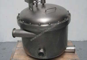 238L Milk Pressure Vessel Pot Stainless Steel