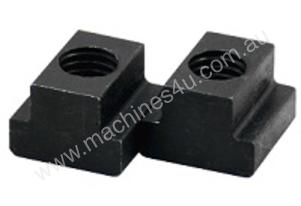Ausee T-Nuts M8x10mm Pack of 2 Nuts