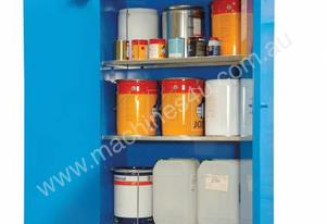 Corrosive Storage Cabinets (250 Litre) Double Door